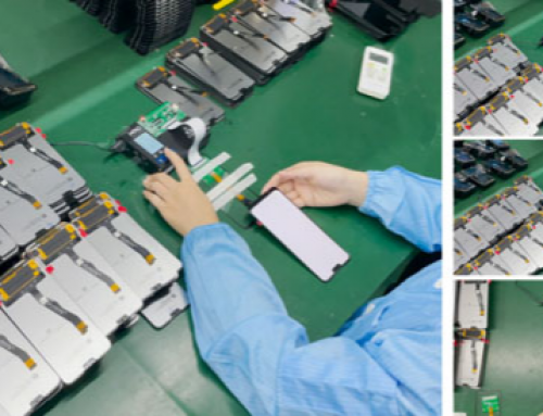 Knowing the Whole Process of the Non-Apple's Mobile Phone Screen from Quality Inspection to Delivery?